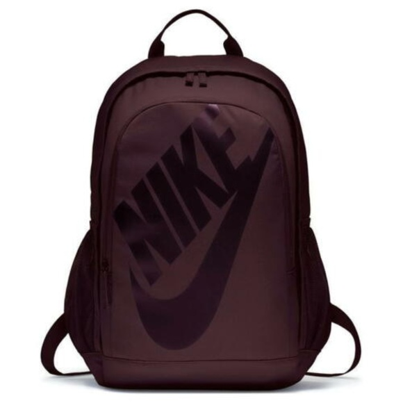 e4979505ca NWT Nike Hayward Futura 2.0 Burgundy Backpack